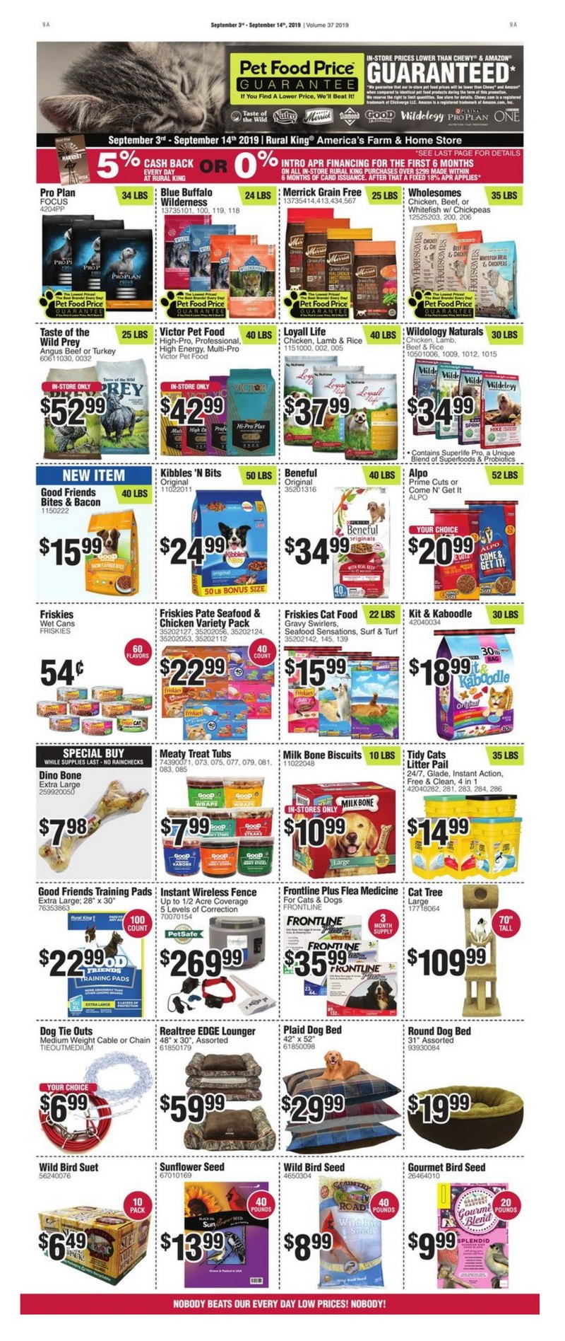 Rural King Weekly Ad Sep 03 Sep 14 2019
