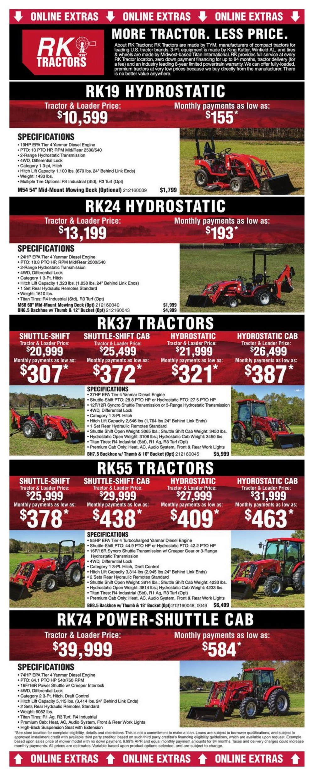 Rural King Weekly Ad Dec 01 Dec 14 2019
