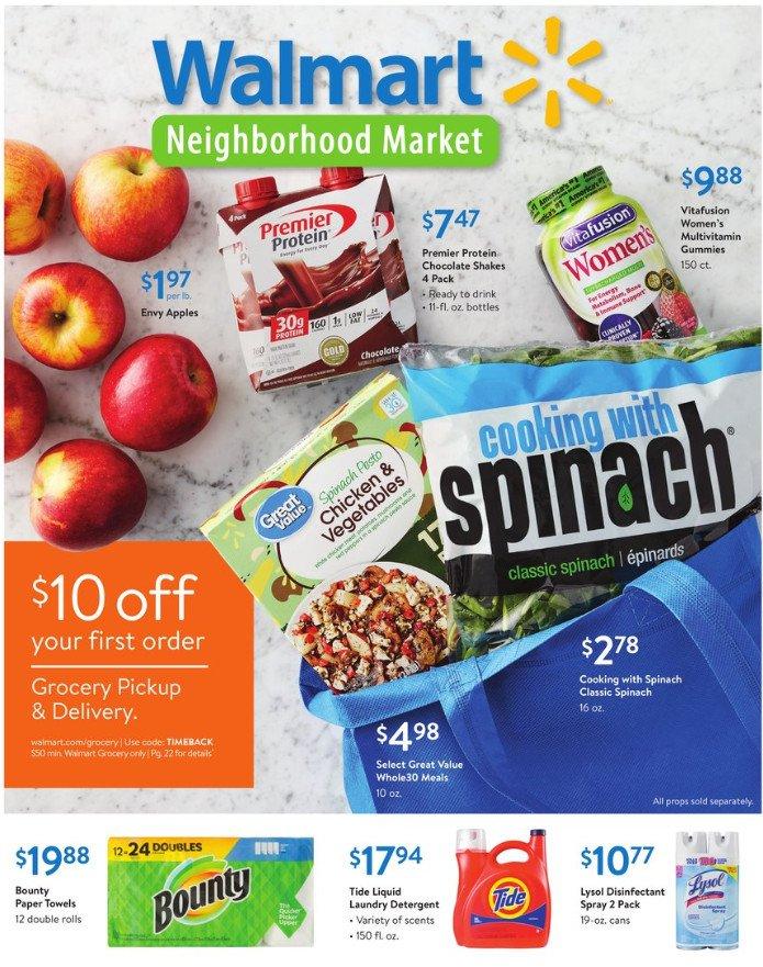 Walmart Weekly Ad Dec 26 Jan 16 2020
