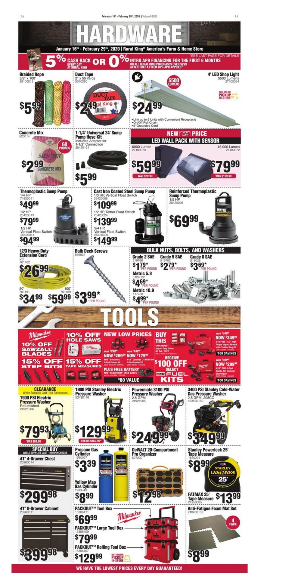 This is an image of Intrepid Tractor Supply Coupons 2020 Printable