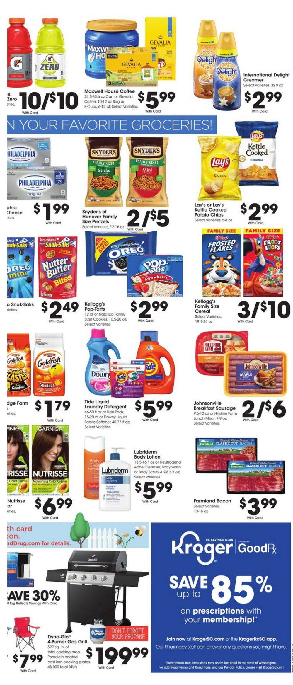 Smith's Food and Drug Weekly Circular Apr 15- Apr 21, 2020