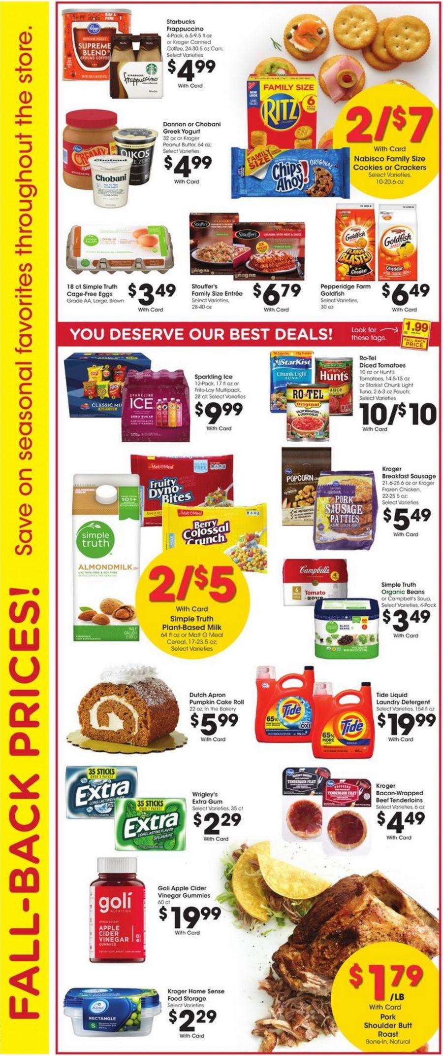 Smith's Food and Drug Weekly Circular Sep 23 - Sep 29, 2020