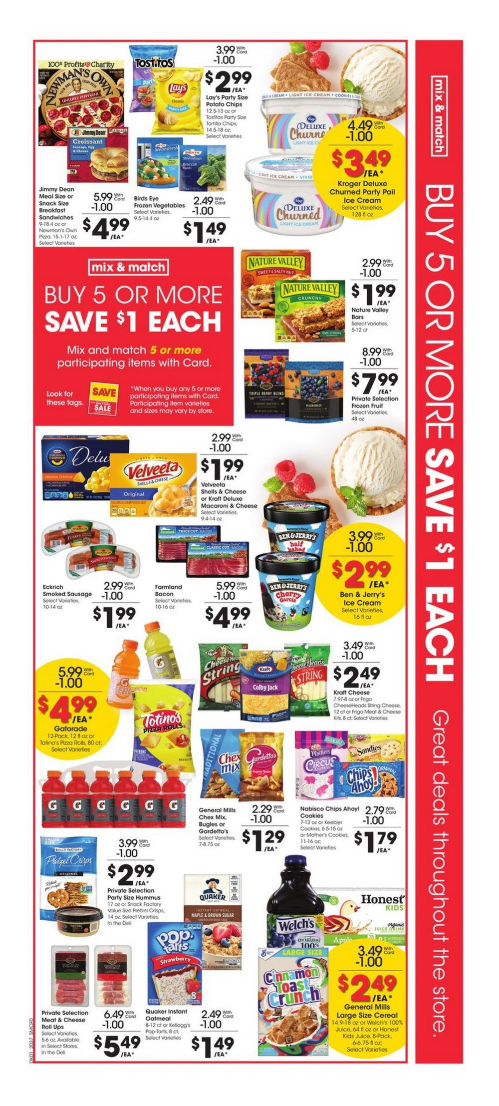Smith's Food and Drug Weekly Circular Oct 14 - Oct 20, 2020